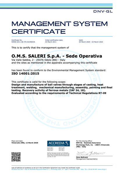ISO 14001 939940